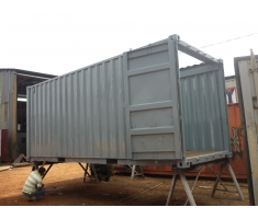 Dịch vụ sửa chữa container